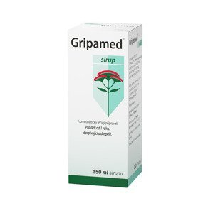 Gripamed sirup 150 ml