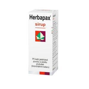 Herbapax sirup 150 ml