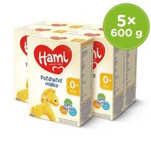 Hami 0+ 5x600 g