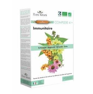 Flora Natura Complex 4 Imunita BIO 20x15 ml