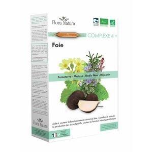 Flora Natura Complex 4 Játra + zemědým BIO 20x15 ml