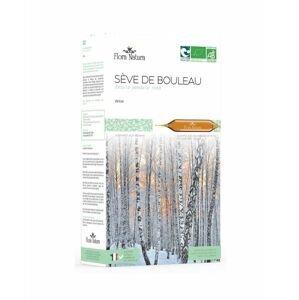 Flora Natura Březová šťáva BIO 20x15 ml