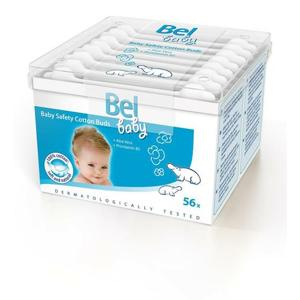 Bel baby dětské papírové vatové tyčinky 56 ks