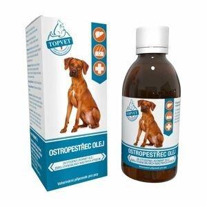 Topvet For Pets Ostropestřec olej 200 ml