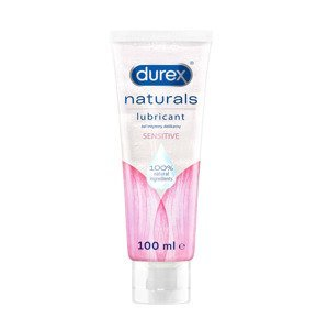 Durex Naturals Sensitive intimní gel 100 ml