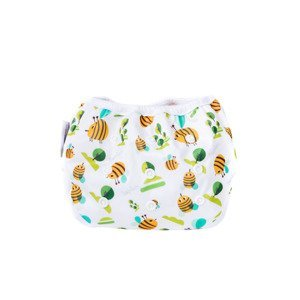 Bobánek Tréninkové kalhotky 1 ks včelky