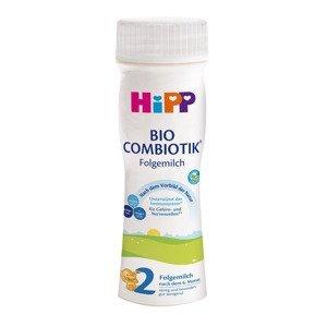 Hipp 2 BIO Combiotik Pokračovací mléčná kojenecká výživa 200 ml