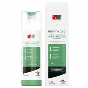 DS Laboratories REVITA CBD šampon 205 ml
