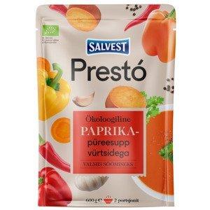 SALVEST Prestó BIO Polévka z čerstvých paprik, bylinek a koření 600 g