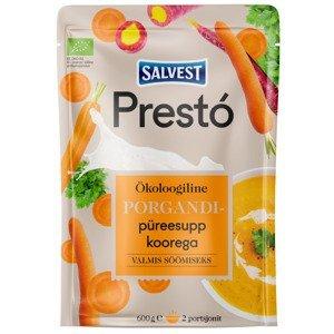 SALVEST Prestó BIO Polévka z mrkve a smetany 600 g