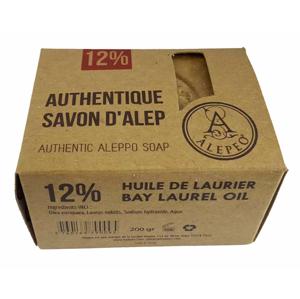 ALEPEO Tradiční mýdlo s vavřínovým olejem 12% 200 g