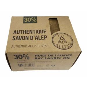 ALEPEO Tradiční mýdlo s vavřínovým olejem 30% 200 g