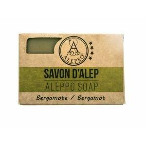 ALEPEO Tradiční ručně vyráběné mýdlo Bergamot 8% 100 g