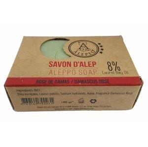 ALEPEO Tradiční ručně vyráběné mýdlo Růže 8% 100 g