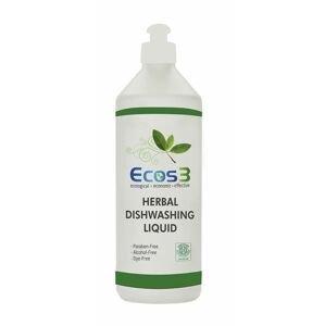 ECOS 3 Bylinný tekutý prostředek na mytí nádobí 500 ml