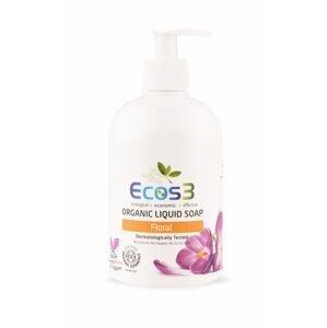 ECOS 3 Organické tekuté mýdlo Floral 500 ml
