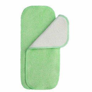 T-tomi Bambusové vkládací pleny 2 ks green