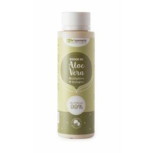 laSaponaria 99% Aloe vera gel na tělo a vlasy BIO 150 ml
