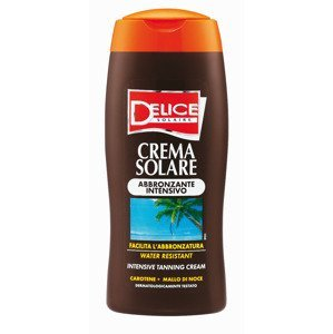 Delice Solaire Intensive Tanning Cream opalovací krém pro intenzivní opálení 250 ml