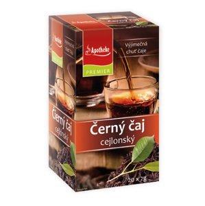 Apotheke Černý čaj cejlonský nálevové sáčky 20x2 g