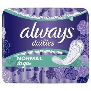 Always Normal intimky 20 ks
