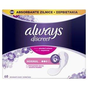 Always Discreet Normal inkontinenční intimky 68 ks