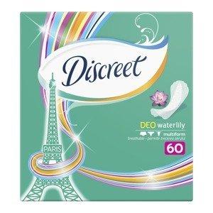 Discreet DEO Waterlily intimky 60 ks