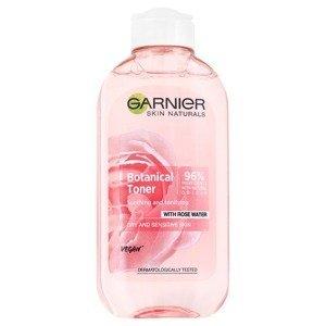 Garnier Skin Naturals Botanical pleťová voda s květy růže 200 ml