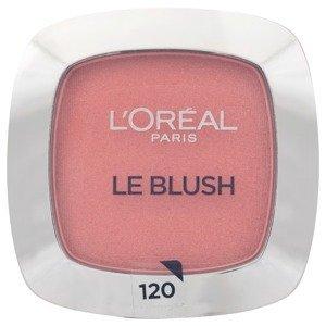 Loréal Paris True Match Le Blush 120 Sandalwood Rose tvářenka 5 g