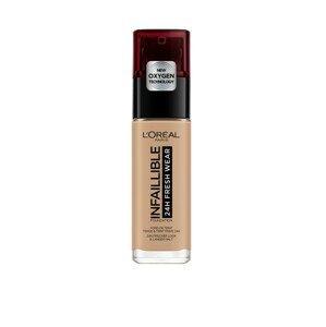 Loréal Paris Infaillible 24H Fresh Wear odstín 220 Sable Sand tekutý make-up 30 ml