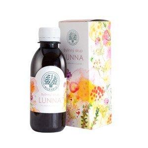 BILEGRIA LUNNA bylinný sirup 200 ml