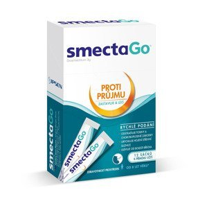 Smecta GO® 12 sáčků