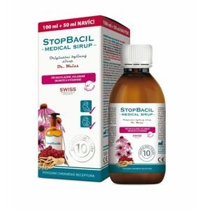 Dr. Weiss STOPBACIL Medical sirup 100+50 ml
