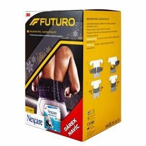 3M FUTURO™ Bederní pás 1 ks + dárek Nexcare ColdHot obklad