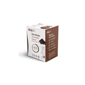 NUPO Dieta Šejk čokoláda 12x32 g