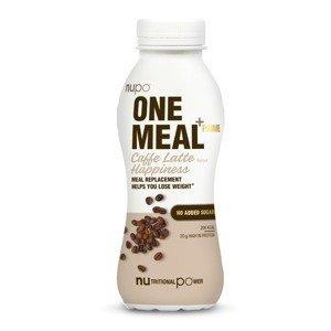 NUPO One Meal + Prime Caffe Latte hotový nápoj 330 ml