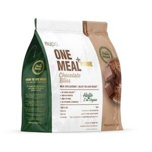 NUPO One Meal + Prime Čokoláda nápoj v prášku 360 g