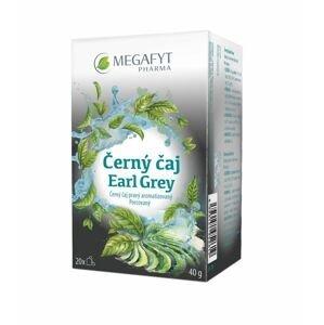 Megafyt Černý čaj Earl Grey 20x2 g