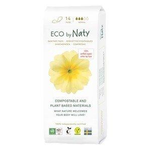 ECO by Naty ECO normal dámské vložky 14 ks
