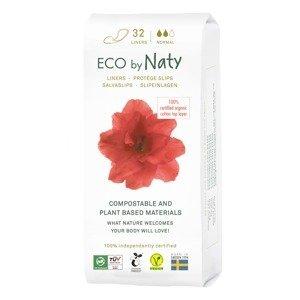ECO by Naty ECO normal dámské slipové vložky 32 ks