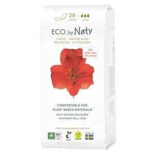 ECO by Naty ECO super dámské slipové vložky 28 ks