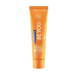 Curaprox BE YOU single Pure happiness orange zubní pasta 60 ml