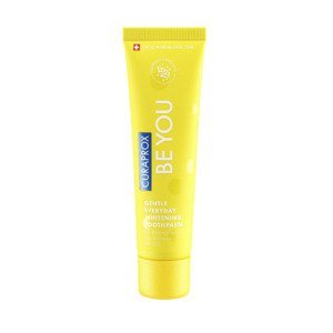 Curaprox BE YOU single Rising star yellow zubní pasta 60 ml