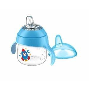 Avent Hrneček pro první doušky Premium 200 ml 1 ks modrý