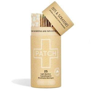 PATCH Bambusové náplasti natural 25 ks