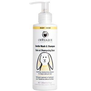 ODYLIQUE Jemný dětský šampon a sprchový gel 2v1 BABY 200 ml