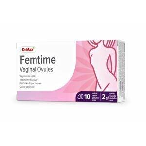 Dr.Max Femtime Vaginal Ovules 10 ks