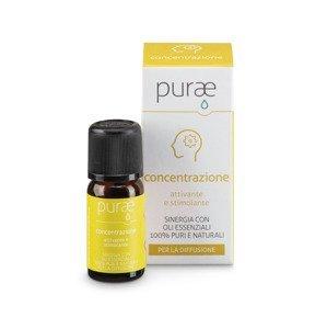Purae Concentrazione Směs esenciálních olejů na soustředění a paměť 10 ml