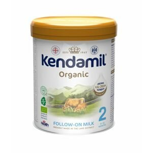 Kendamil 2 BIO Nature Pokračovací mléko DHA+ 800 g