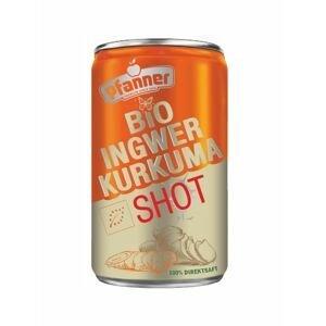 PFANNER Ginger Curcuma shot BIO 150 ml